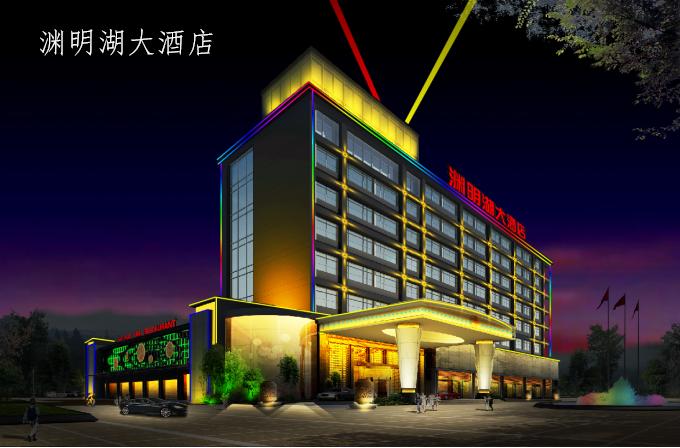 酒店工程亮化