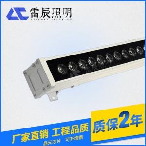 洗墙灯饰散热不良会导致严重的光衰减