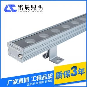 LED洗墙灯的功耗与功率直接相关