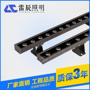 功率大的LED洗墙灯生产制造和安裝常见问题都有哪些