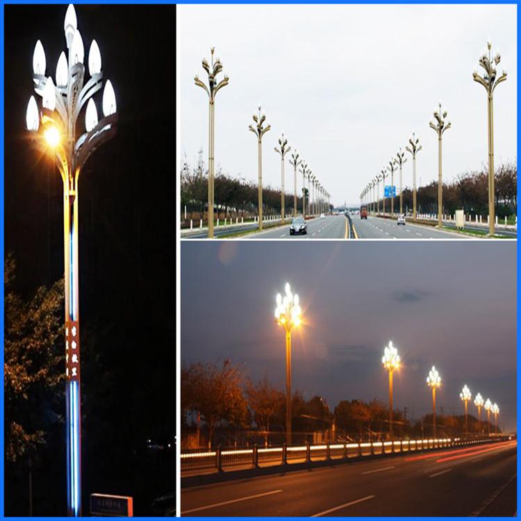江苏12米led玉兰灯厂家