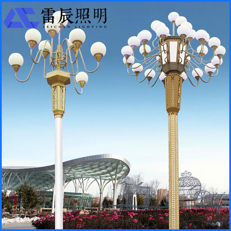 江苏6米led中华灯厂家