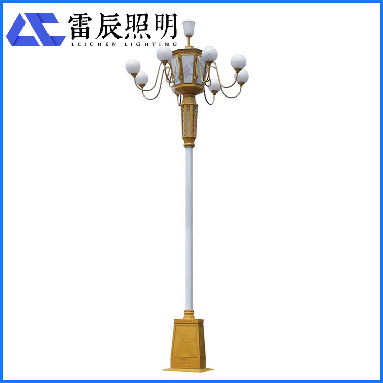 8米led中华灯厂家定制