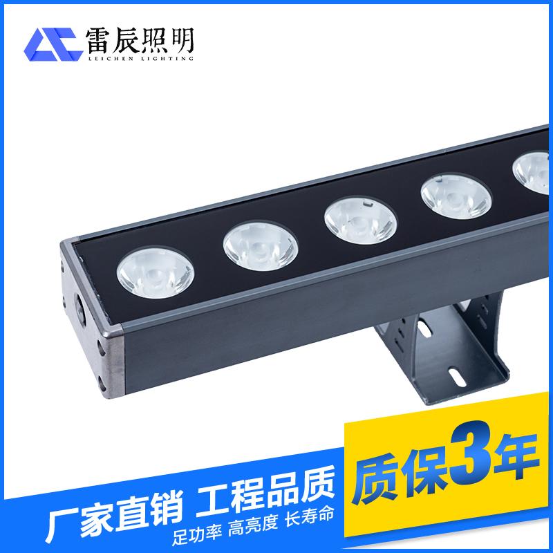天津一束光洗墙灯 54w洗墙灯厂家 工程品质