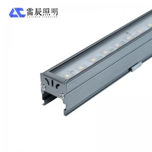 led线条灯  全彩线条灯厂家 工程亮化线条灯