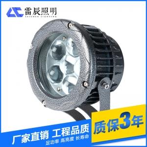 一束光投光灯  12w工程亮化投光灯